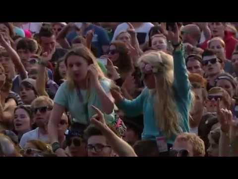 Two Door Cine Club - What You Know @Glastonbury 2013