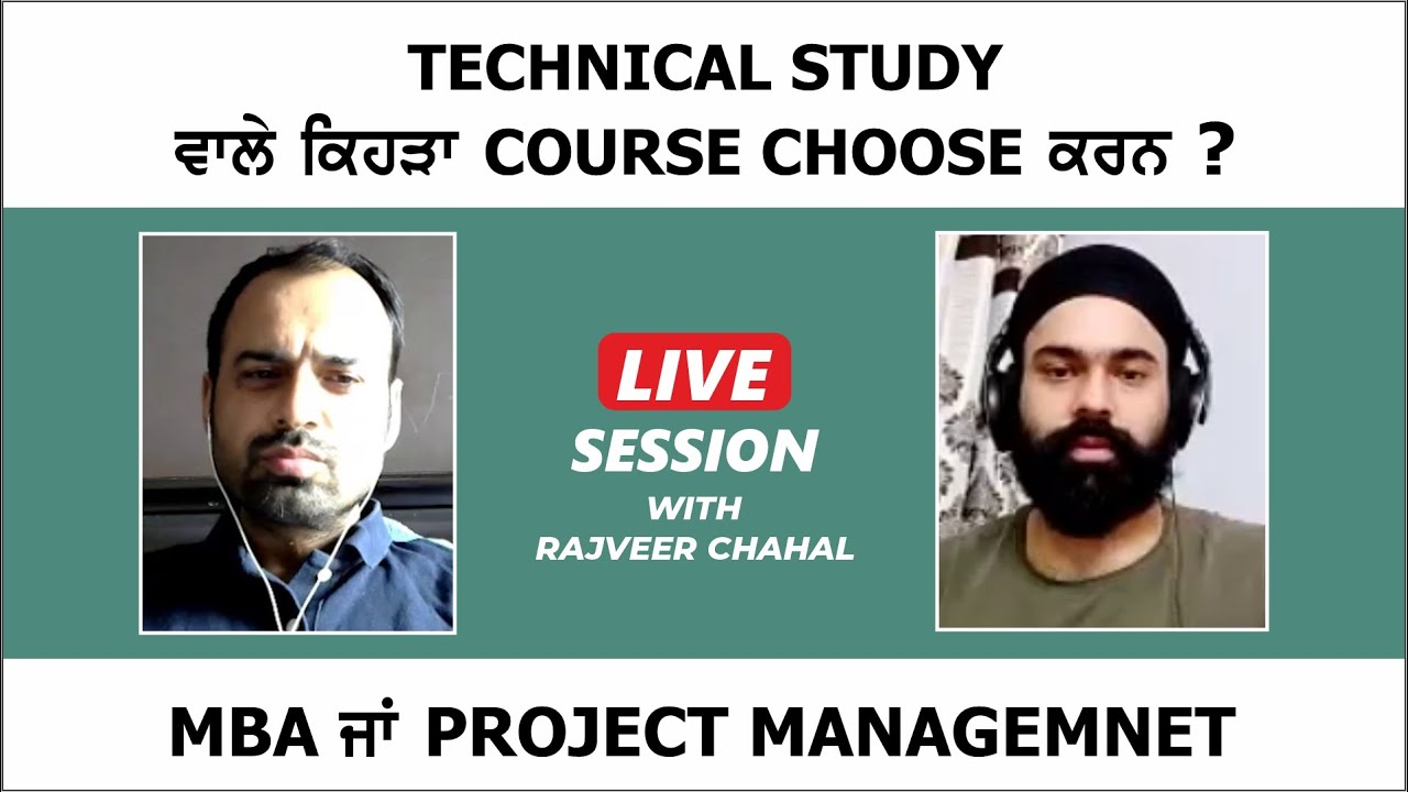 Which is Better (MBA or Project Management) For Technical Students ......