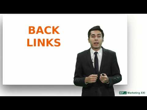 Diccionario De Marketing Digital - BACK LINKS