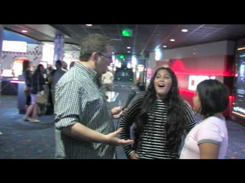 Movie Fans React To 'Maze Runner: The Scorch Trials' - Maze Runner 2 Movie Reviews