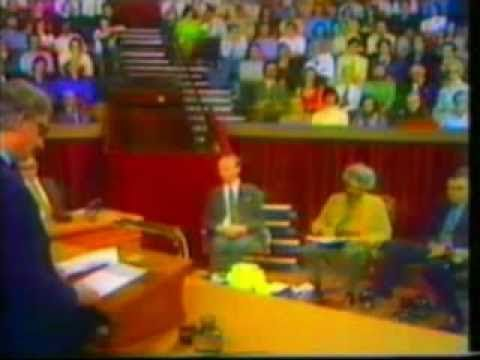 The Lighthill Debate (1973) - part 1 of 6