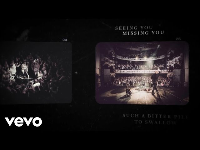 Gavin James - Bitter Pill (Lyric Video)