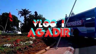 first day in AGADIR // VLOG 1