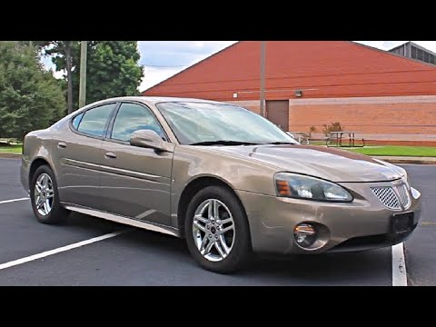 2006 Pontiac Grand Prix GT Review