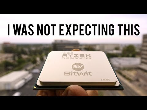 HOLY MOTHER OF THREADRIPPER UNBOXING