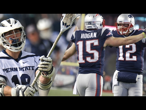 Lacrosse Player Becomes Super Bowl Champion
