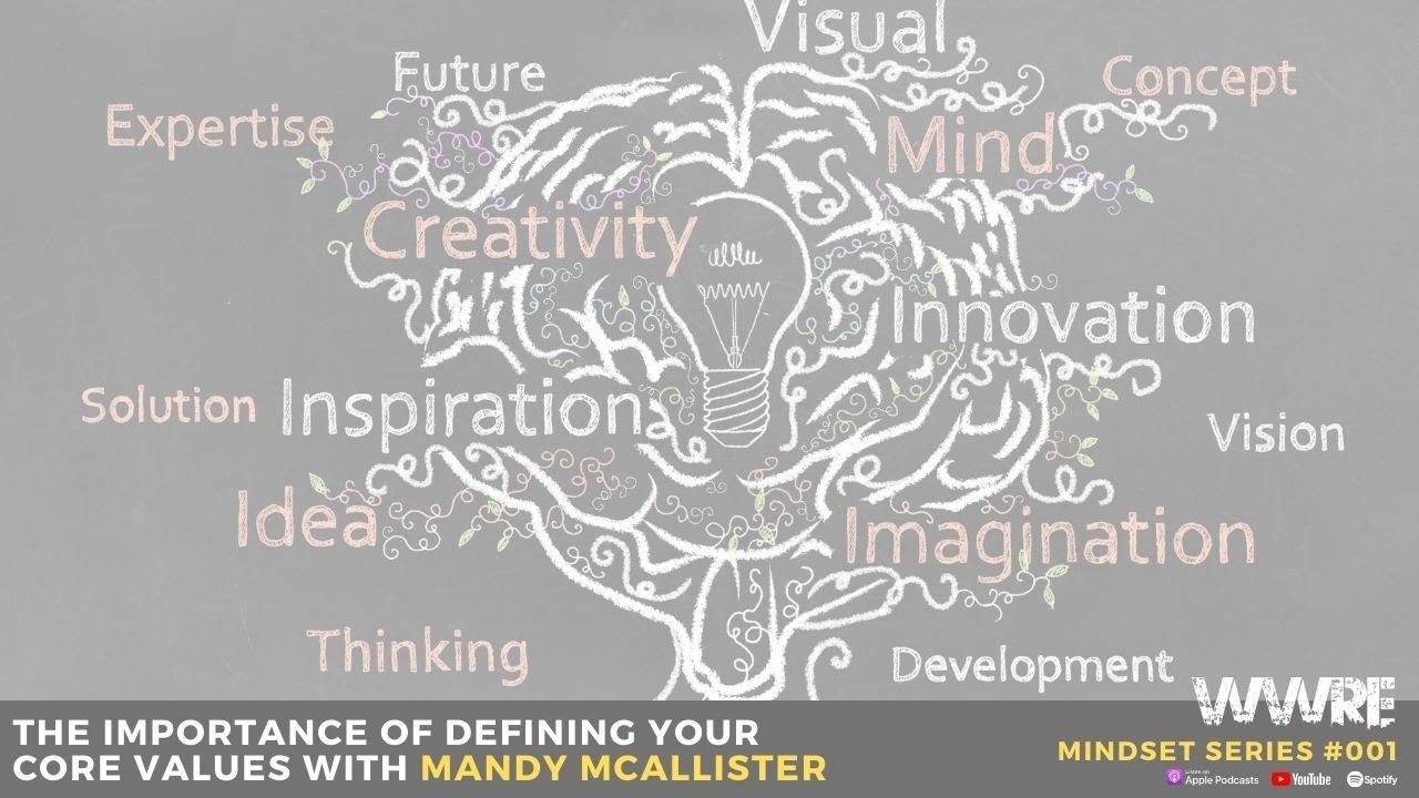 Mindset Series: Defining Your Core Values