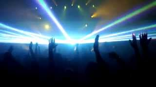 The Chemical Brothers djset Rome playing XTC remix - 13/04/13 @ Palazzo dei congressi
