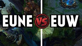 Czy warto grać na EUNE?