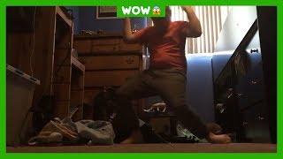 Cole 'The Orange Shirt Kid' over zijn dansmove in Fortnite