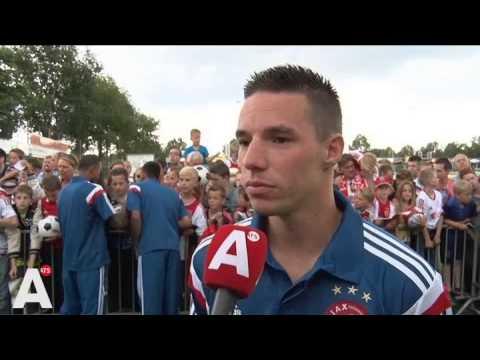 Nick Viergever heeft zin in de Champions League