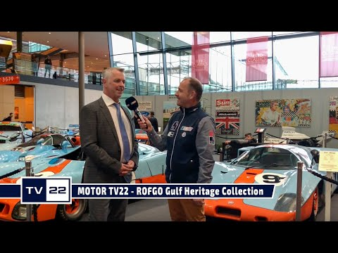 MOTOR TV22 - Roald Goethe über seine ROFGO Gulf Heritage Collection
