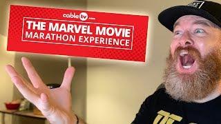 I AM DESTINED for CableTV.com's MCU Marathon!