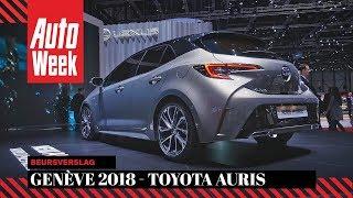 Toyota Auris - Genève 2018 special - English subtitles