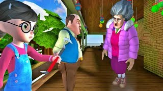 Scary Teacher 3D New Update New Chaper Valentine's Special - Gameplay ( ios, Android )