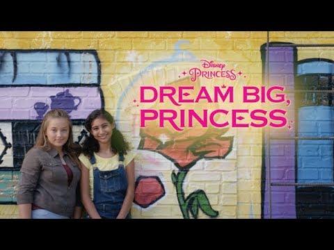 Dream Big, Princess – Dear Future Us (Belle)   Disney
