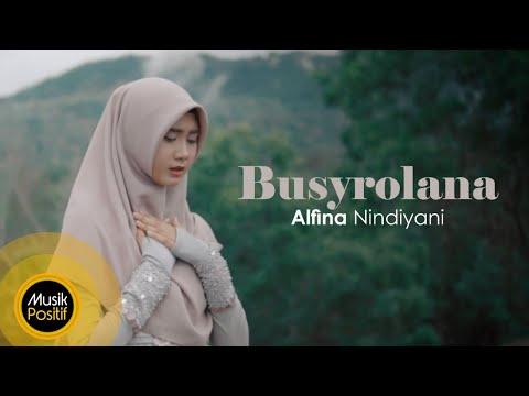 Alfina Nindiyani – Busyrolana New Cover