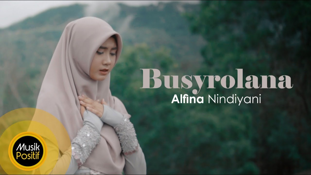 Download Alfina Nindiyani - Busyrolana (Cover Music Video)