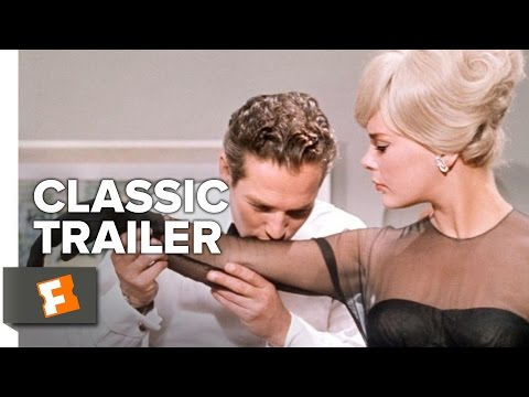 The Prize (1963) Official Trailer - Paul Newman Crime Drama HD