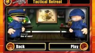 Great Big War Game - Gameplay trailer