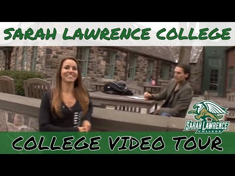 Sarah Lawrence College - Campus Tour