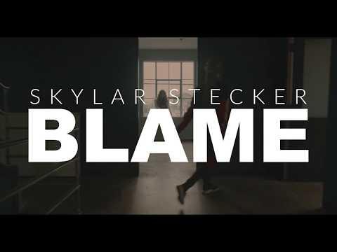 Skylar Stecker - Blame