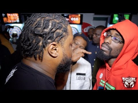 "The Battle Academy Presents ""Philly Vs Delaware"" -  Fis Da Beast Vs. Diggs"