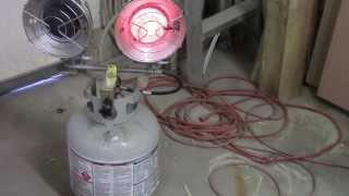 Propane Heater Review