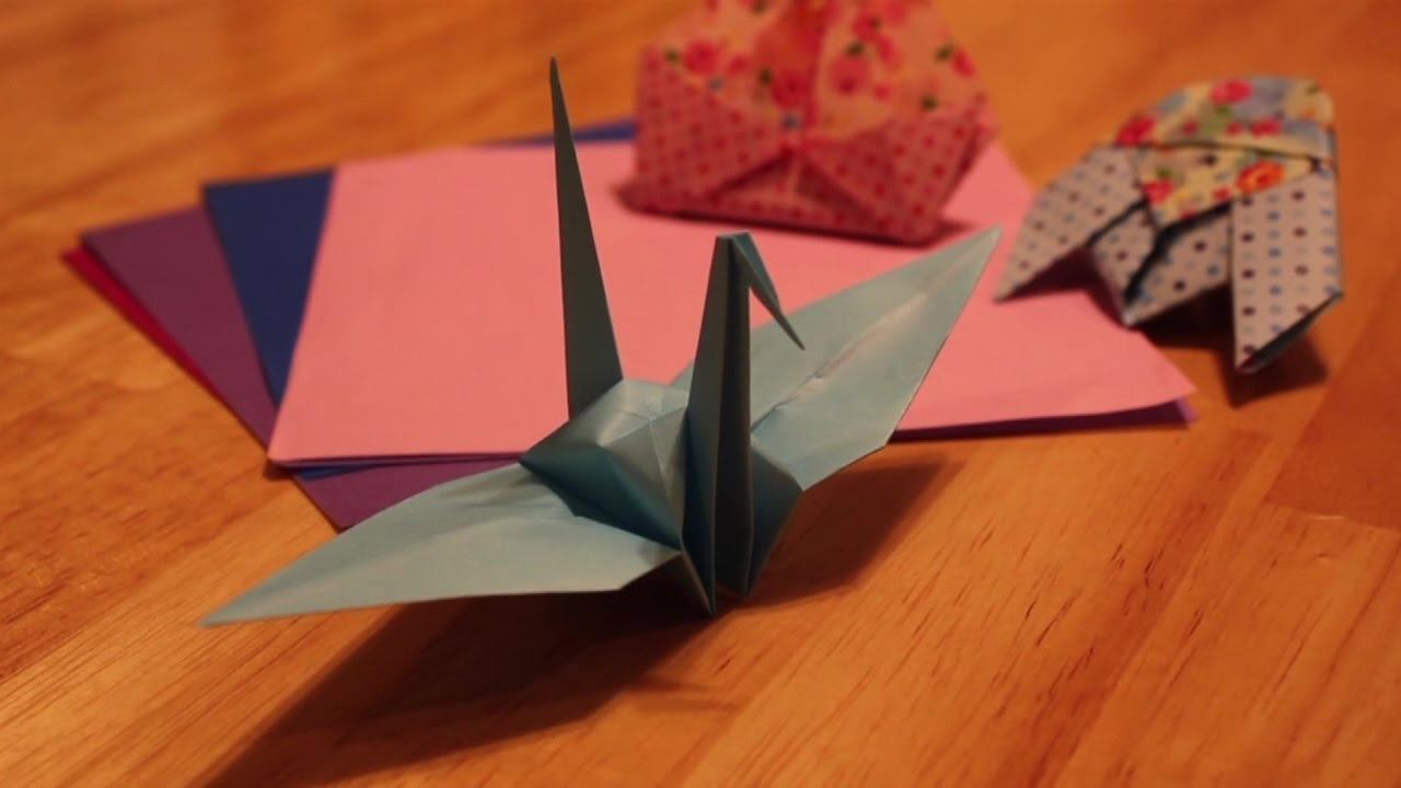 Origami Goes High-tech