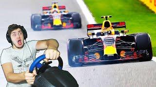 F1 2018 - ПЕРВЫЙ ВЗГЛЯД (ОБЗОР FORMULA 1 2018) F1 2018 + РУЛЬ Thrustmaster T150