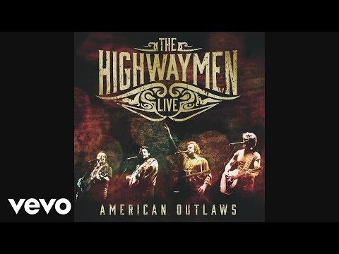 The Highwaymen - Silver Stallion (Live) [audio] (Pseudo Video)