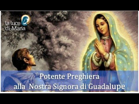 Potente preghiera di Consacrazione alla Madonna di Guadalupe