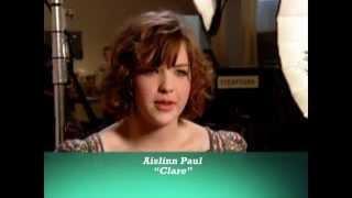 Degrassi 10 TeenNick Photo Shoot: Aislinn Paul