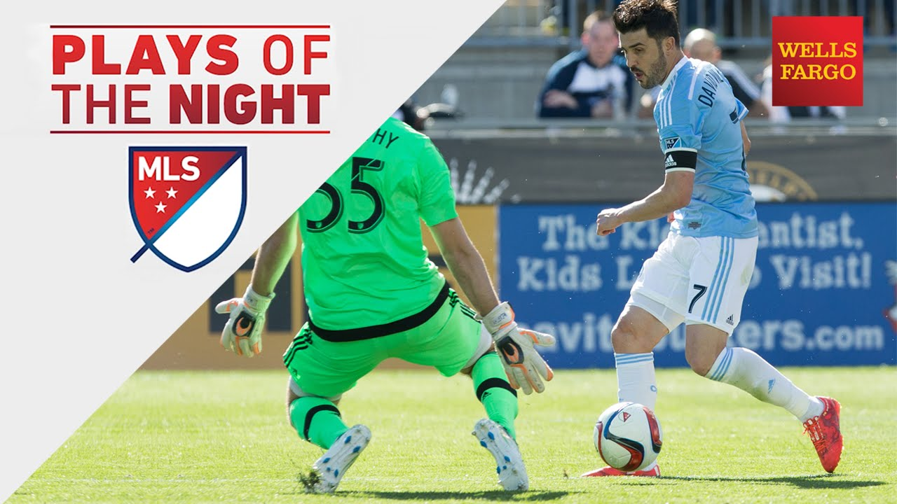 Download David Villa Backheel Skills & Goal Highlight Week 6 | Plays of the Night