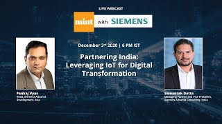 Live webcast | Leveraging IoT to drive digital transformation