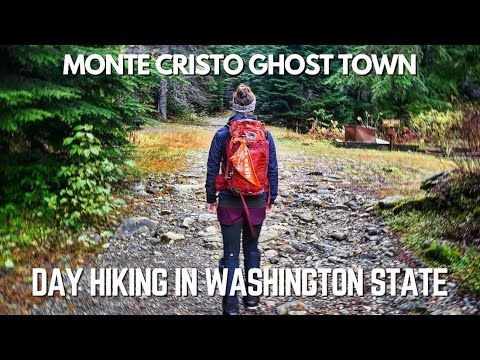 Hiking Washington: Day Hike to Monte Cristo