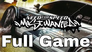 Need For Speed: Most Wanted Full Playthrough 2018 Longplay