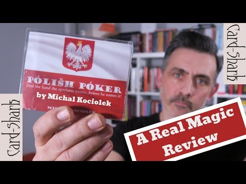 Polish Poker by Michal Kociolek - A Real Magic Review