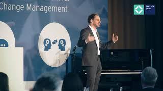 Chin Meyer erklärt Projektmanagement