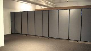 Wall-mounted Straightwall Partition / Room Divider By Versare