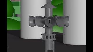 ROBLOX Tornado Siren #54: Federal Signal 2T22A AT Silver County, Alert, 1080p60