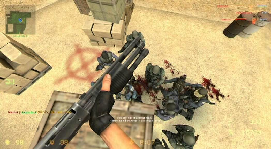 © 2019 Valve Corporation, all rights reserved. Valve, the Valve logo, Source, the Source logo, Steam, the Steam logo, Counter-Strike, and the Counter-Strike logo are trademarks and/or registered trademarks of the Valve Corporation. ...