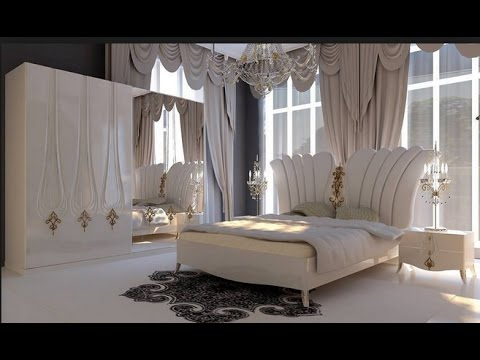 اشيك غرف نوم تركية   صور غرف نوم تركية للعرسان       YouTube