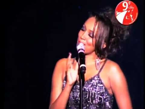 Whitney Houston Tribute sung by Talia Alexis