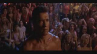 Terminator 3 - Talk to the hand strip club