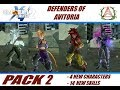 Dragon Ball Xenoverse 2: Defenders of Avitoria Modpack 2 from Kid Justice Gaming