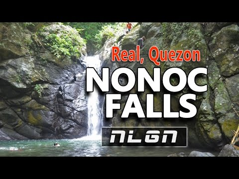 Nonoc/Nonok Falls - Real, Quezon, Ph | NLGN