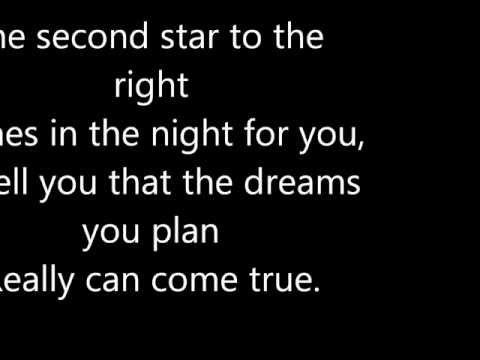 Second Star Music & Lyrics