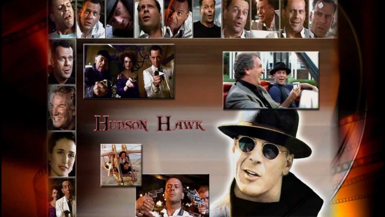 Hudson Hawk Trailer [HQ]