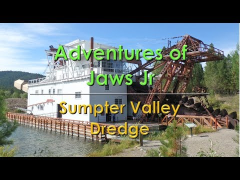 Sumpter Valley Dredge